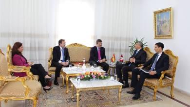 Photo of لقاء يجمع وزير العدل بنظيره الإسباني