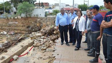 Photo of والية نابل: اللجنة الجهوية للكوارث تبقى في حالة انعقاد دائم لمجابهة كل الطوارئ