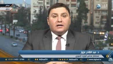 Photo of مستشار بمجلس الوزراء السوري: قرار ضم الجولان لإسرائيل تهديد للأمن والسلم والدولي