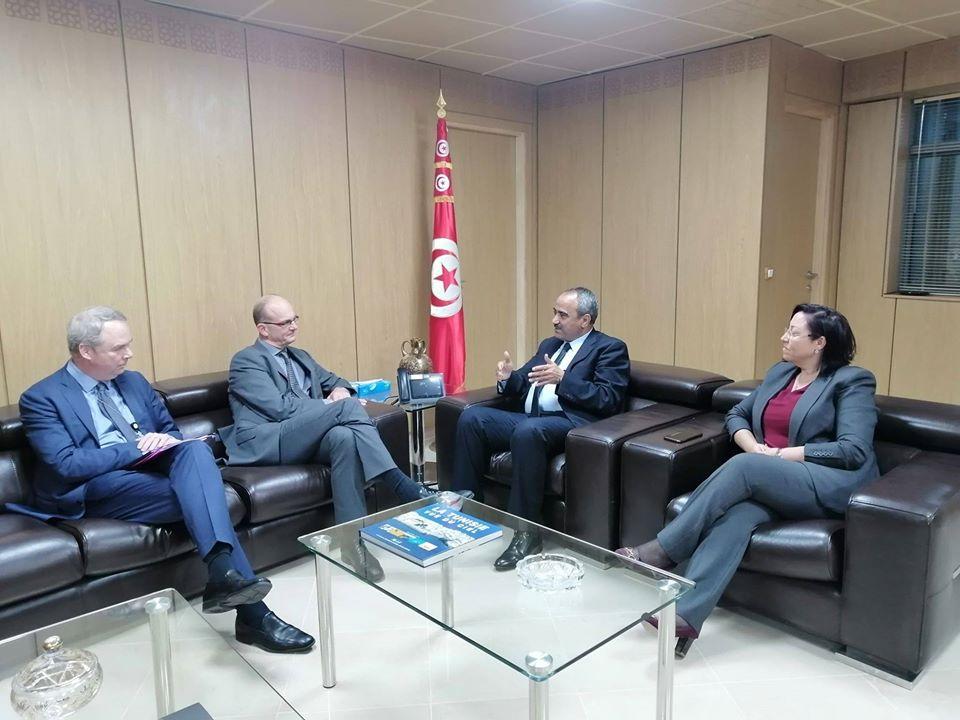 تونس تطمح لتطوير التعاون مع البنك العالمي في المرحلة المقبلة