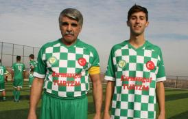 فريق تركي يجمع بين الجدّ والحفيد في تشكيلة واحدة