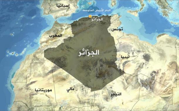 الجزائر ترسل قافلة مساعدات إنسانية إلى ليبيا