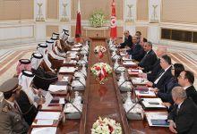Photo of مباحثات موسعة لبحث سبل تطوير التعاون بين تونس وقطر