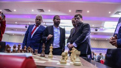 Photo of روني الطرابلسي يشرف على فعاليات المهرجان الدولي للشطرنج بجربة