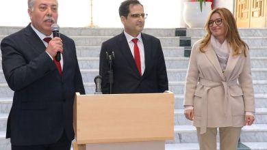 Photo of وزير الشؤون الخارجية يتعهد بوضع برنامج إصلاحي والنظر في التعيينات بالخطط الوظيفية