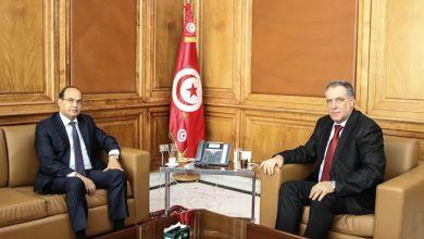 Photo of لقاء يجمع غازي الشواشي برئيس الهيئة الوطنية لمكافحة الفساد