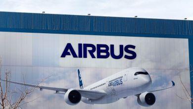 Photo of وسط أزمة فيروس كورونا ايرباص تخفض انتاجها من الطائرات بنحو الثلث