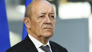 Photo of وزير الخارجية الفرنسي: سيناريو سوريا يتكرر في ليبيا