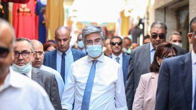 Photo of وزير السياحة والصناعات التقليدية يؤدي زيارة عمل إلى ولاية سوسة