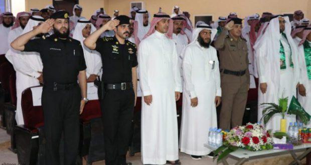 مطار شرورة يستقبل طلاب مدرسة ثانوية الأمير مشعل بن سعود صحيفة