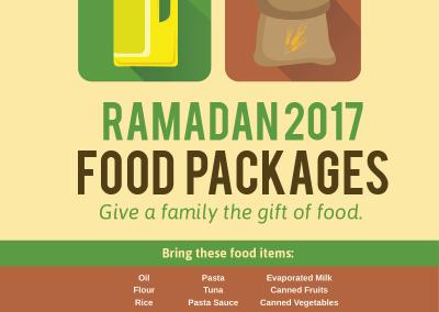 Ramadan Food Packages