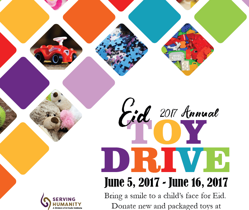 Eid Toy Drive 2017