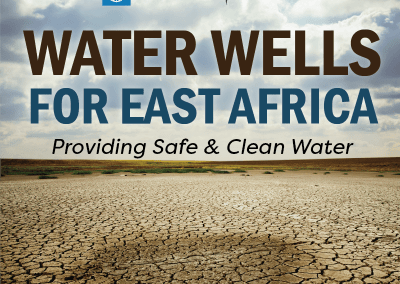 Water Wells for East Africa: Providing Safe & Clean Water