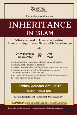 Inheritance in Islam