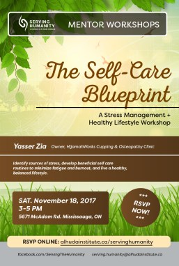 The Self Care Blueprint