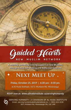 Guided Hearts – October 2019