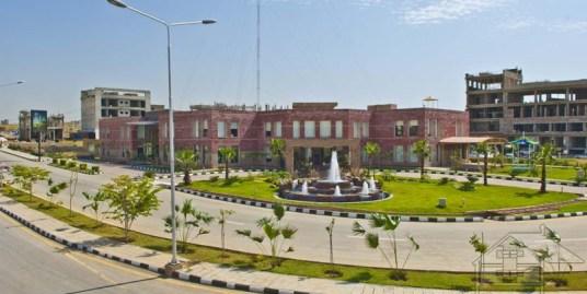 500 sq.yards Boulevard Corner Level Plot in Bahria Town Ph 7 Rawalpindi