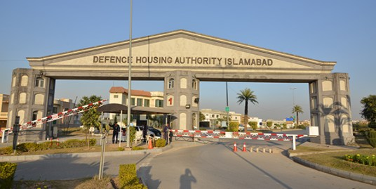 500 sq.yards Plot in Sector E, DHA Phase 2 Islamabad