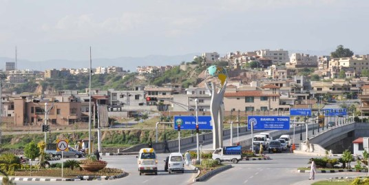 """5 Marla Plot For Sale in Bahria Town,Phase 8, """"Usman Block"""""""