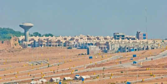 Plot for sale in DHA Valley 0leander block
