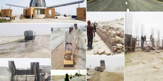 5 Marla Plots for sale in Gwadar Golf City