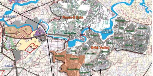 Commercial Plot for Sale in*DHA VALLEY*Islamabad