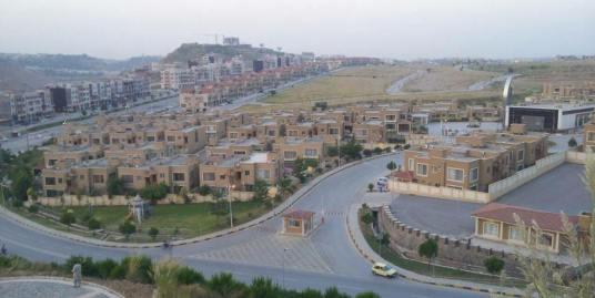 10 Marla Plot in Bahria Town Phase 8 Rawalpindi