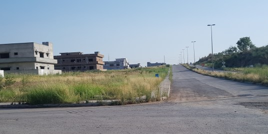 """500 sq.yards Plot in Sector """"C"""" DHA Phase V Islamabad"""
