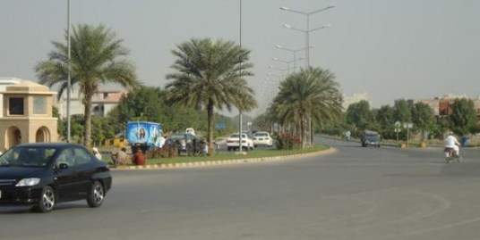 500 sq.yards Plot in DHA Phase 8 Lahore
