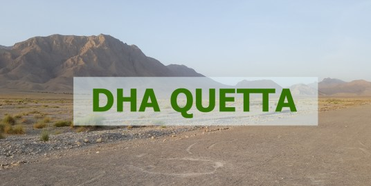 1 Kanal Plots in DHA Quetta