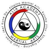 logo alia academy con discipline