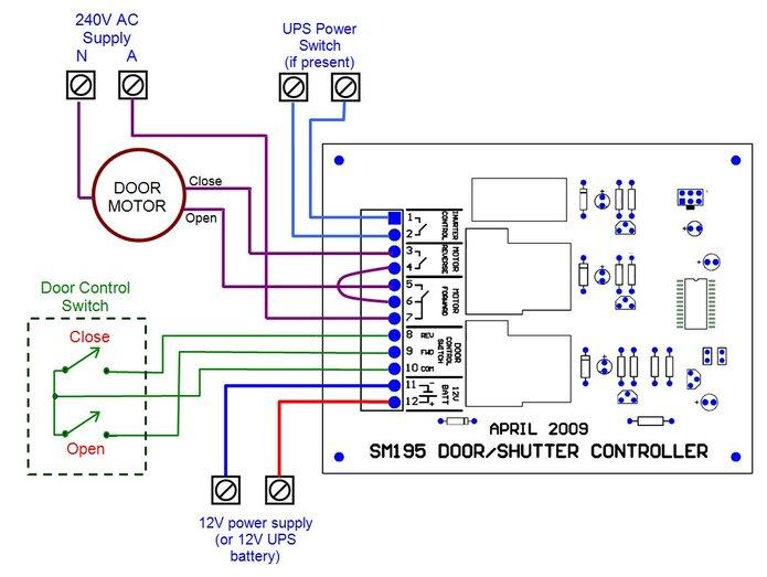 roll up door motor wiring diagram dodge grand caravan parts roller shutter - impremedia.net