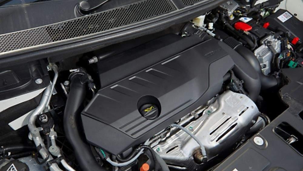 Moteur Opel Grandland X Hybrid4