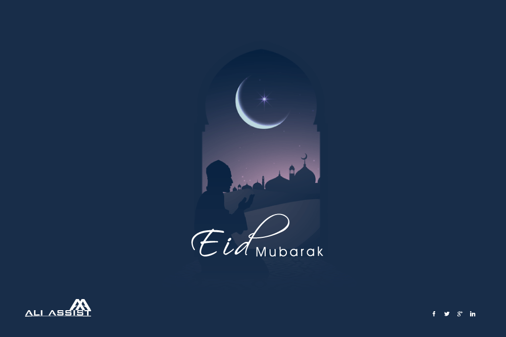 Eid Mubarak To You And Your Familly