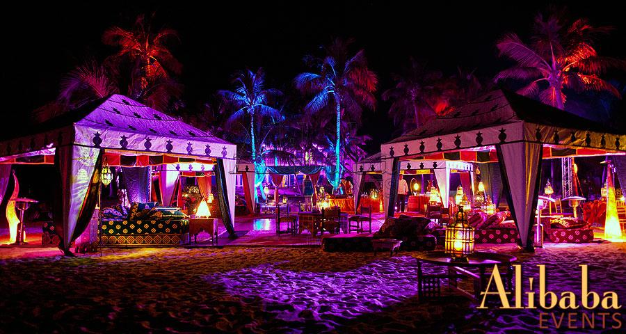 moroccan theme arabian nights