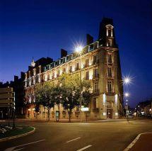 Quality Hotel Du Nord Dijon - Restaurant De La Porte