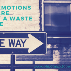 Four Emotions that are Simply a Waste of Time