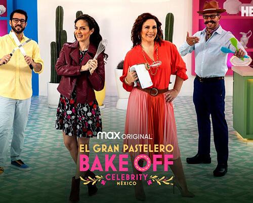 """El Gran Pastelero- Bake Off México"""" es la primera producción original mexicana, competencia entre reconocidos artistas muestran sus habilidades en el mundo de la repostería."""