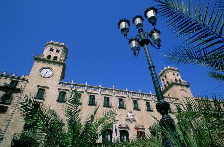 Civil buildings