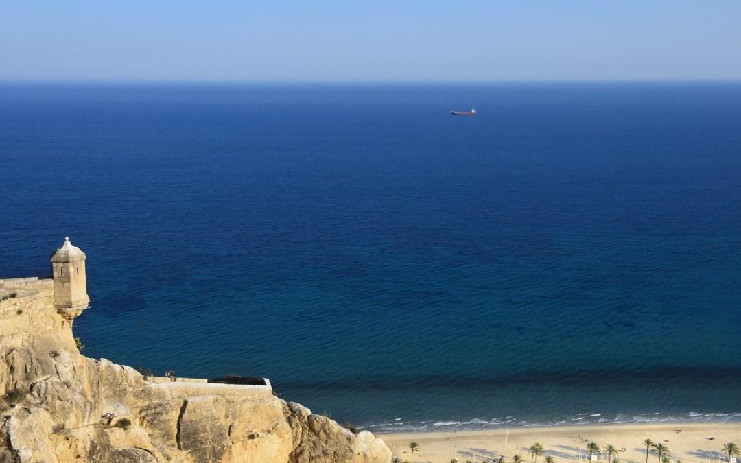 Playas con bandera azul en Alicante 2017-2018