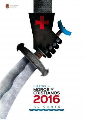 Mig any. Moros y Cristianos de San Blas 2016