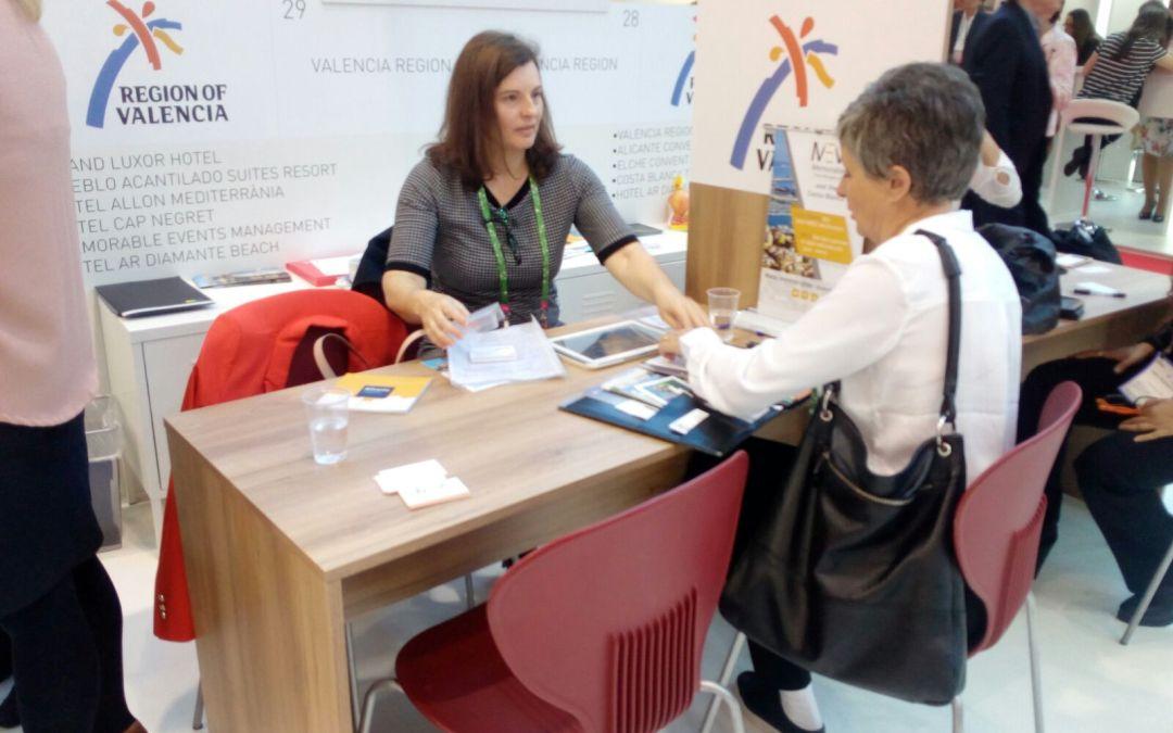 Alacant assisteix a la Fira IMEX de Frankfurt: Referent internacional en el sector MICE