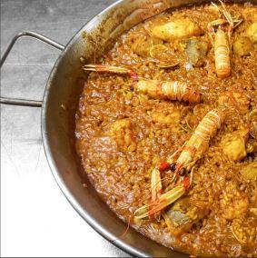 receta arroz a la marinera gastronomia alicante