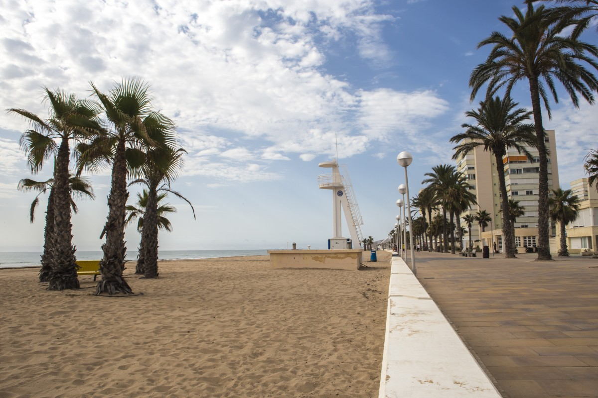 playa gay alicante