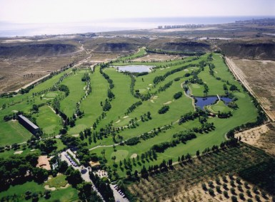 Club de golf el Plantío
