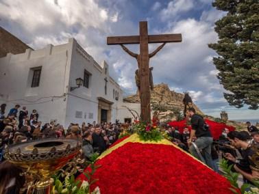 Semana Santa. Hermandad de Santa Cruz. Miércoles Santo
