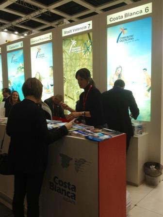 Alicante promociona su oferta turística en Alemania