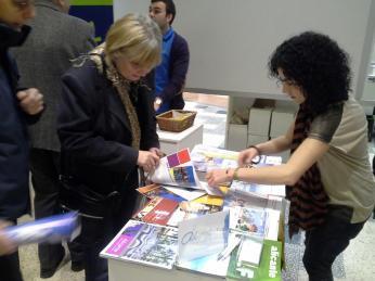 Acción promocional de Alicante en Islandia en marzo de 2013.