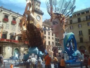 The Hogueras de San Juan Festival @ Alicante