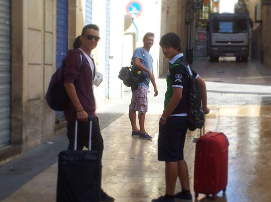 Un verano de cine en Alicante.
